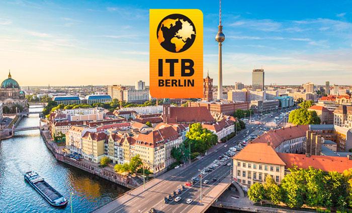 Presentación Internacional ITB Berlín