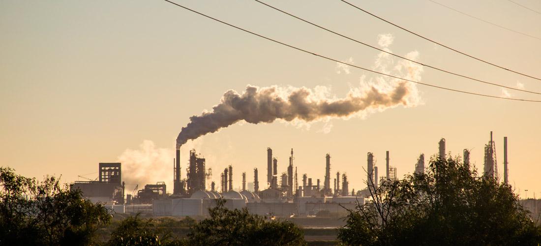 Récord de presencia de CO2 en la atmósfera