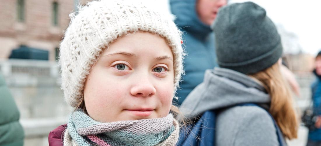 Greta Thunberg: la joven activista que ha conseguido ser portada del Times
