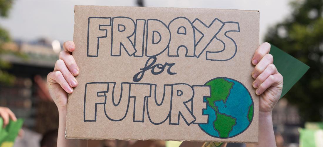 20 de septiembre: primera Huelga Mundial por el Clima