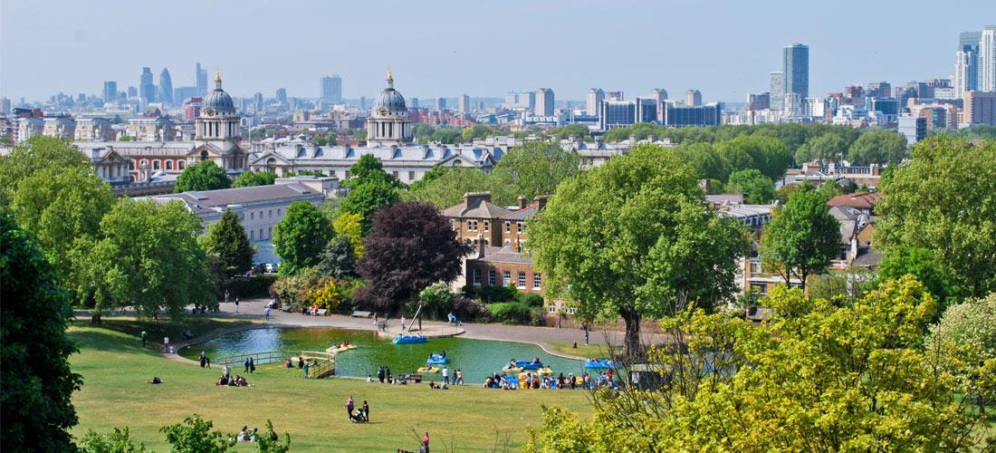 Londres, primer parque nacional urbano del mundo