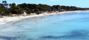 Ibiza playas sin humo