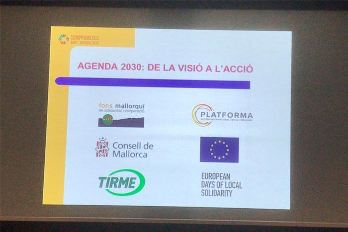 Participación Agenda 2030 - De la visión a la acción