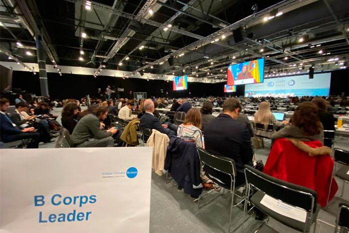 Encuentro B Corp España - Liderando el cambio