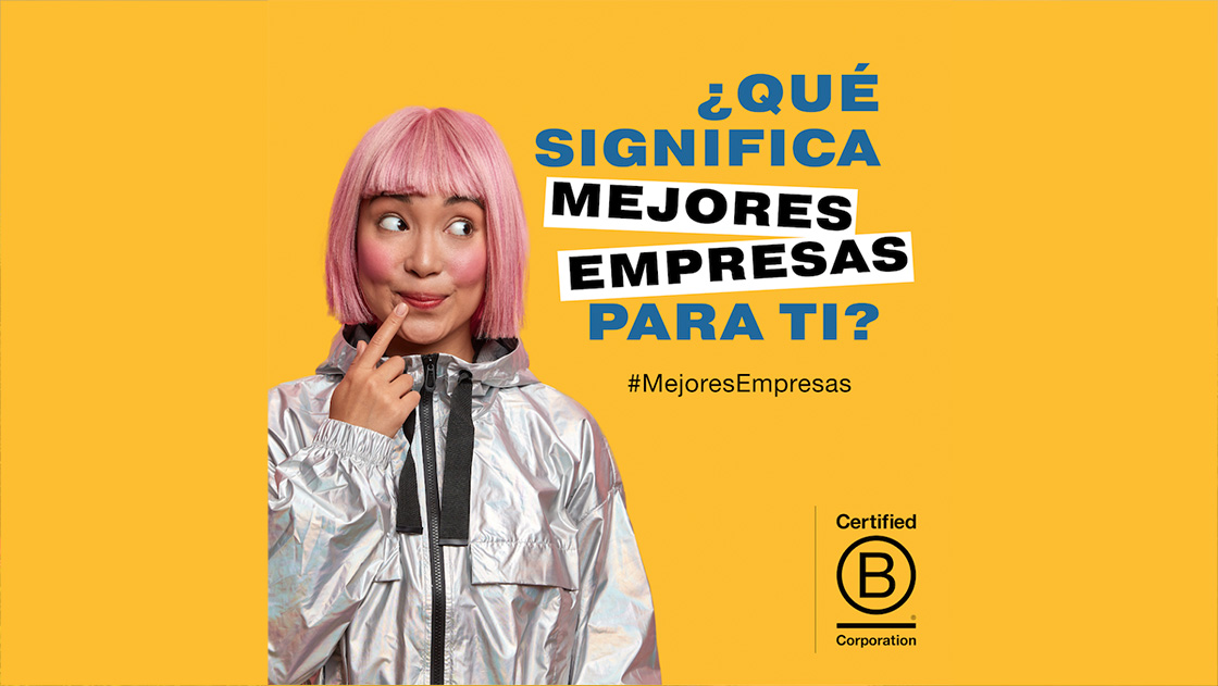 Este mes celebramos el BCorp Month. Una campaña global para celebrar la comunidad de Empresas B Corp que somos en el mundo.