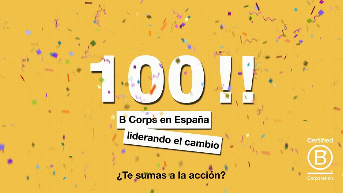 ¡#SOMOSCIEN Y TOCA CELEBRARLO!
