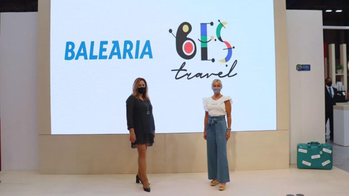 BES Travel y Baleària firman en el marco de FITUR 2021 un acuerdo de colaboración