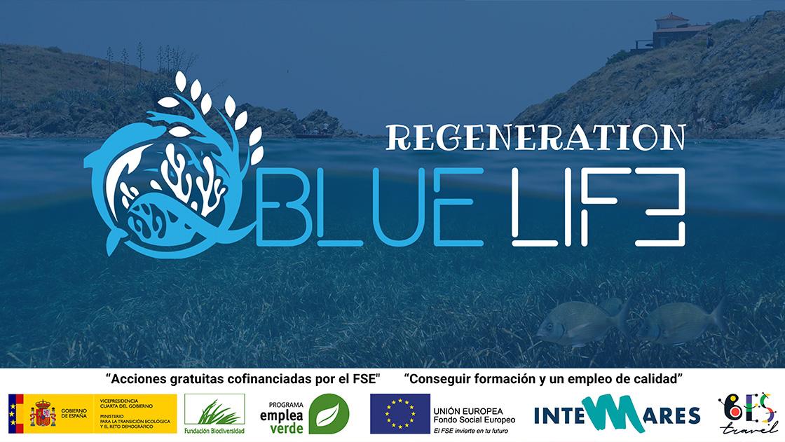 Seguimos impulsando el empleo de calidad y azul con el programa Blue LifeRegeneration junto al Fondo Social Europeo en Ibiza